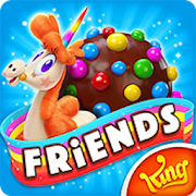 Candy Crush Friends Saga MOD APK 1.28.8 (Unlimited Lives/Moves)