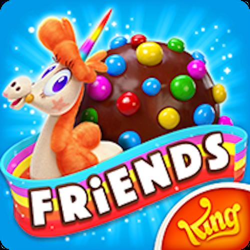 Candy Crush Friends Saga [Mod] 1.28.8mod