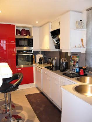 Location appartement meublé 4 pièces 106 m2