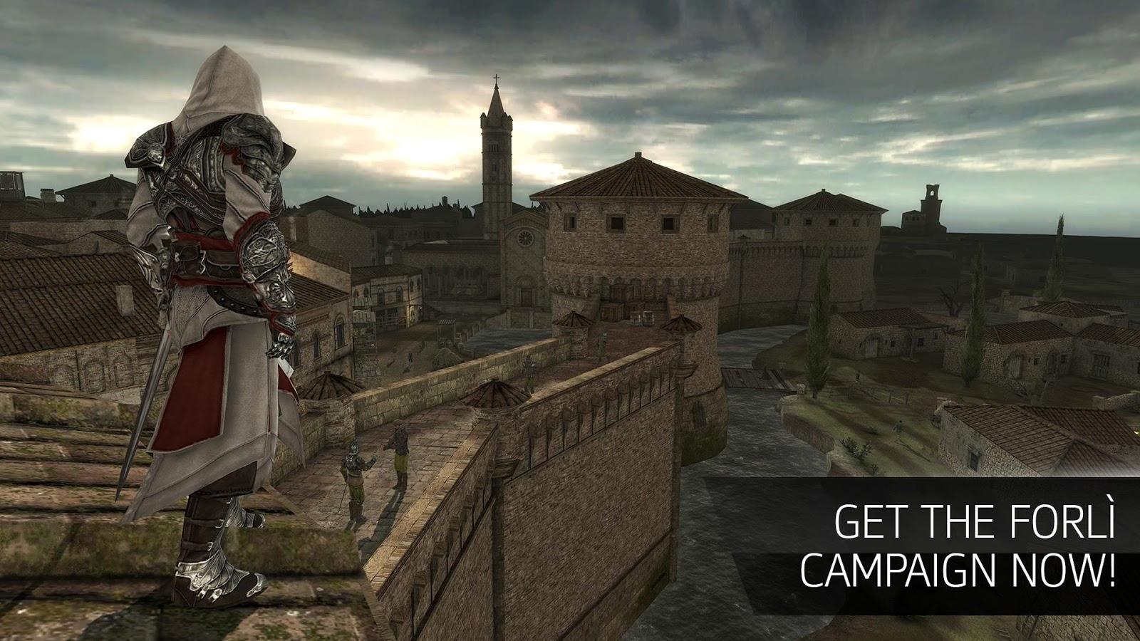 Assassin's Creed Identity- tangkapan layar