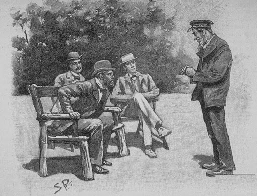 Sherlock Holmes and Father's Day