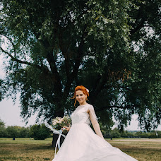 Fotografo di matrimoni Darya Kukushkina (KukushkinaDari). Foto del 10.07.2018