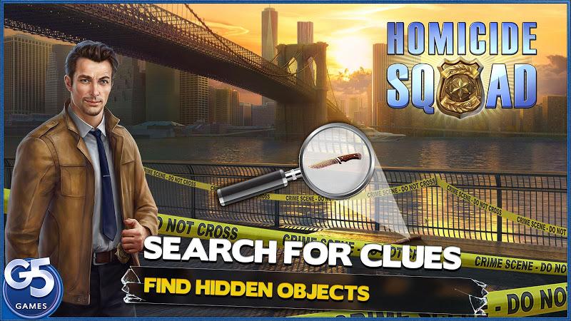 Homicide Squad: Hidden Crimes v1.6.600 (Mod Money)