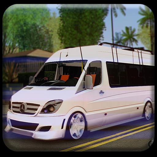 Sprinter Minibus Dolmuş Oyunu