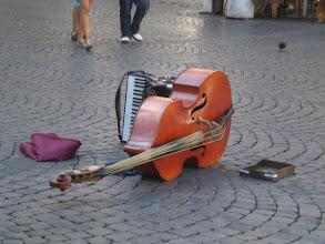 Photo: Street Musicians