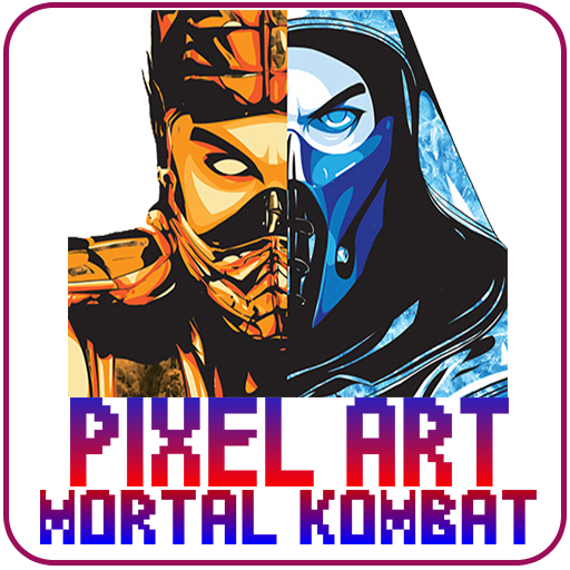 Baixar PixMortal Kombat Color by Number para Android
