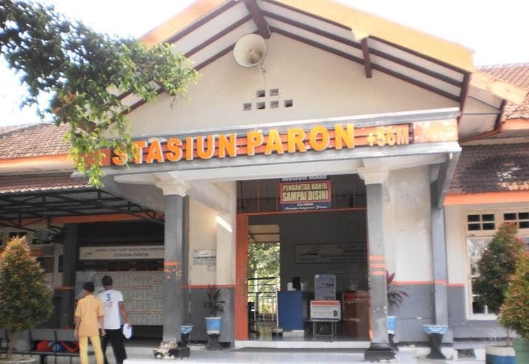 Stasiun Paron Ngawi