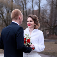 Wedding photographer Yuliya Popova (YuliyaPopova). Photo of 03.04.2017