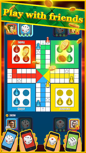 Ludo Masteru2122 - New Ludo Board Game 2020 For Free 3.6.0 screenshots 2