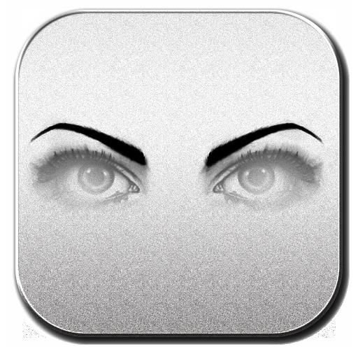 完美的眉毛 照片蒙太奇 個人化 App LOGO-硬是要APP
