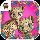 Baby Jungle Animal Hair Salon icon