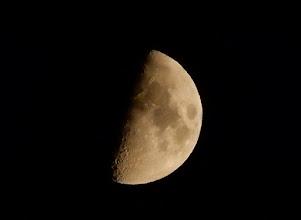 Photo: 半月