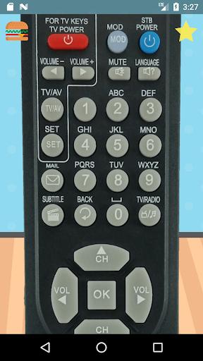 TV Remote for Siti Digital 6.1.6 screenshots 4