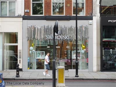 7a8700d67d4e Swarovski on Brompton Road - Jewellers in South Kensington