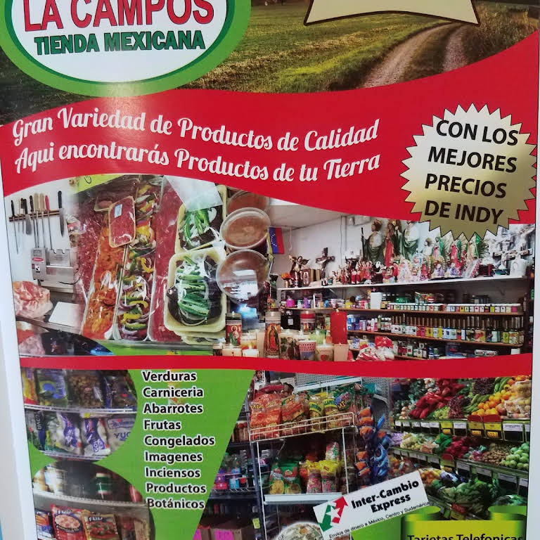 Carniceria La Campos Grocery Store In Indianapolis