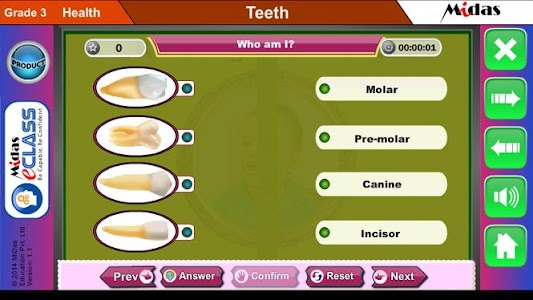 MiDas eCLASS Health 3 Demo screenshot 14