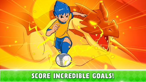 Soccer Heroes 2018 - RPG Football Stars Game Free  screenshots 2