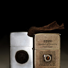 old lighter by Ananta White Wings - Artistic Objects Other Objects