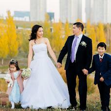 Wedding photographer Amanbol Esimkhan (amanbolast). Photo of 15.11.2018