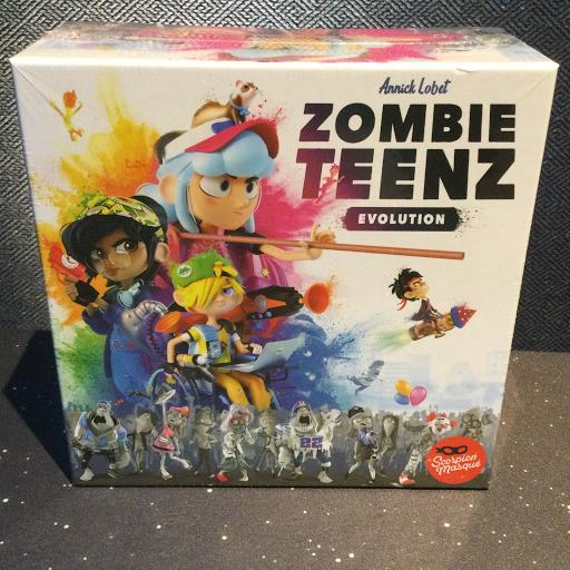 Zombie Teenz Evoluiton