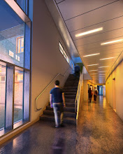 Photo: Interior Night scene with VRay and 3ds max