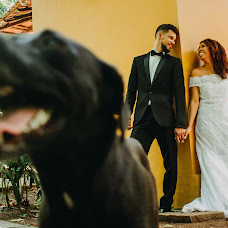 Wedding photographer Luiz felipe Andrade (luizamon). Photo of 31.01.2018