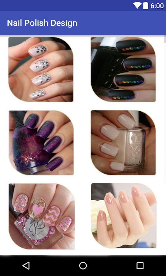 Latest nail polish design 2017 android apps on google play latest nail polish design 2017 screenshot prinsesfo Images