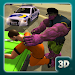 Robber's Monster Police Car Chase: Mad City Battle icon