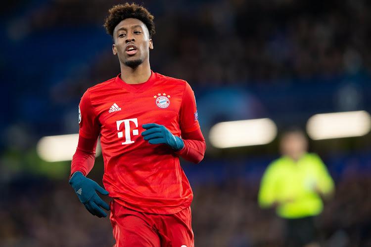 Mis en quarantaine, Kingsley Coman loupera la reprise de Bundesliga