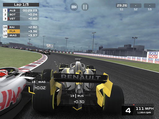 F1 Mobile Racing 2.2.2 Mod Screenshots 16