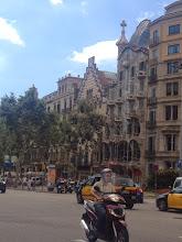Photo: Barcelona streets
