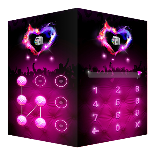 AppLock Theme Party