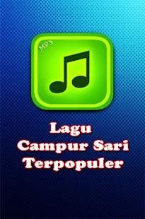 Lagu Campur Sari Terpopuler - náhled