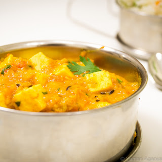 Paneer Sabzi in 5 mins from Scratch - Delicious Indian Main Course | Stir it Up, QUICK!