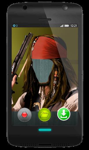 Pirate Photo Montage Maker
