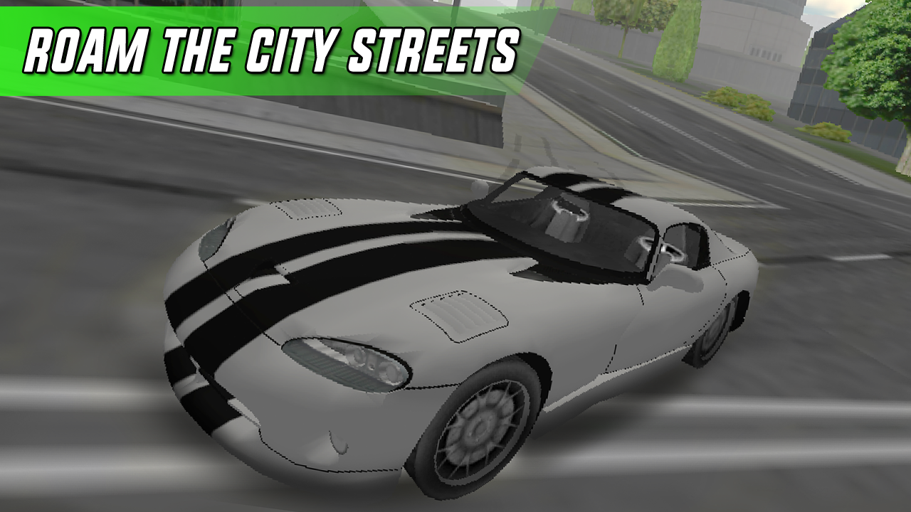 Super Car Street Racing- screenshot