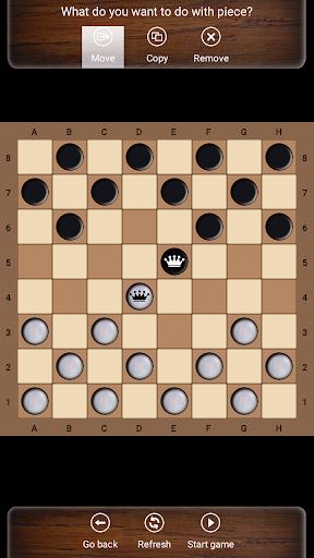 Poddavki - Shashki - Losers 11.2.0 screenshots 1