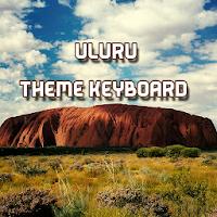 Uluru Keyboard theme
