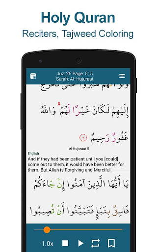 Ezan Vakti Pro - Azan, Prayer Times, & Quran screenshot 2