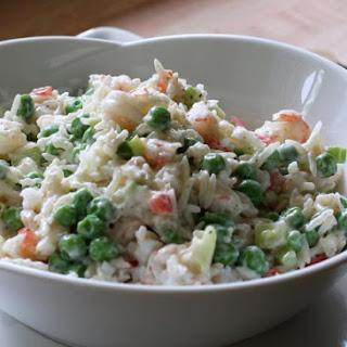 Shrimp Pea Rice Salad Recipes
