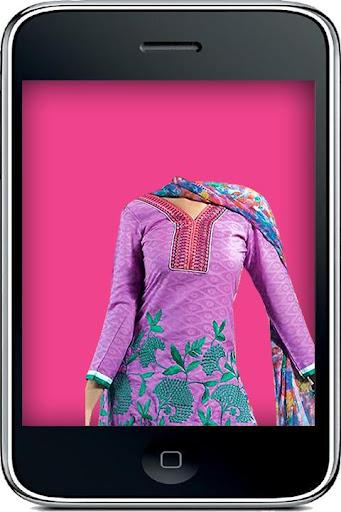Indian Dress Fashion Suit