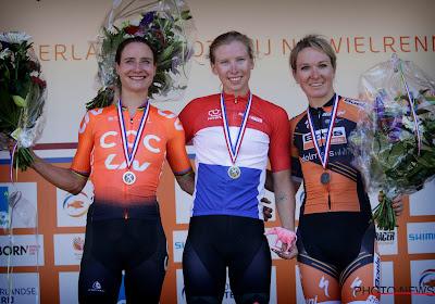 """Nederlandse kampioene reageert op overstap naar Sunweb: """"Me naar een hoger niveau tillen"""""""