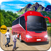 Safari Jungle Bus Simulator 3D