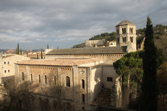 Photo: Ancien monastère de Sant Pere de Galligants, Musée d'archéologie de Catalogne.