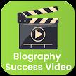 Biography & Success Videos - Great Men Stories APK