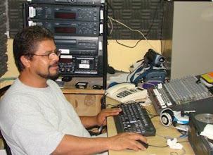 Photo: Alvaro Cruz Gerente de la radio XHPIC