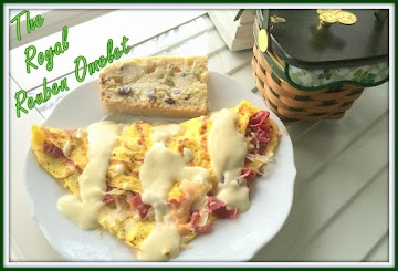 The Royal Reuben Omelet Recipe