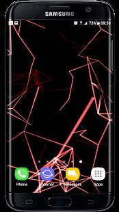 [Neon Particles 3D Live Wallpaper] Screenshot 7