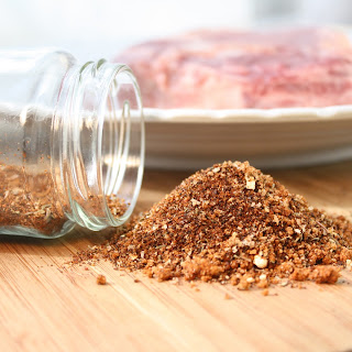 Bowie Steak Seasoning from Scratch