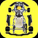 Kart Chassis Setup for racing icon